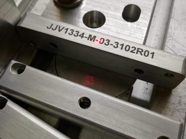 Laser Engraving Aluminium Kettering