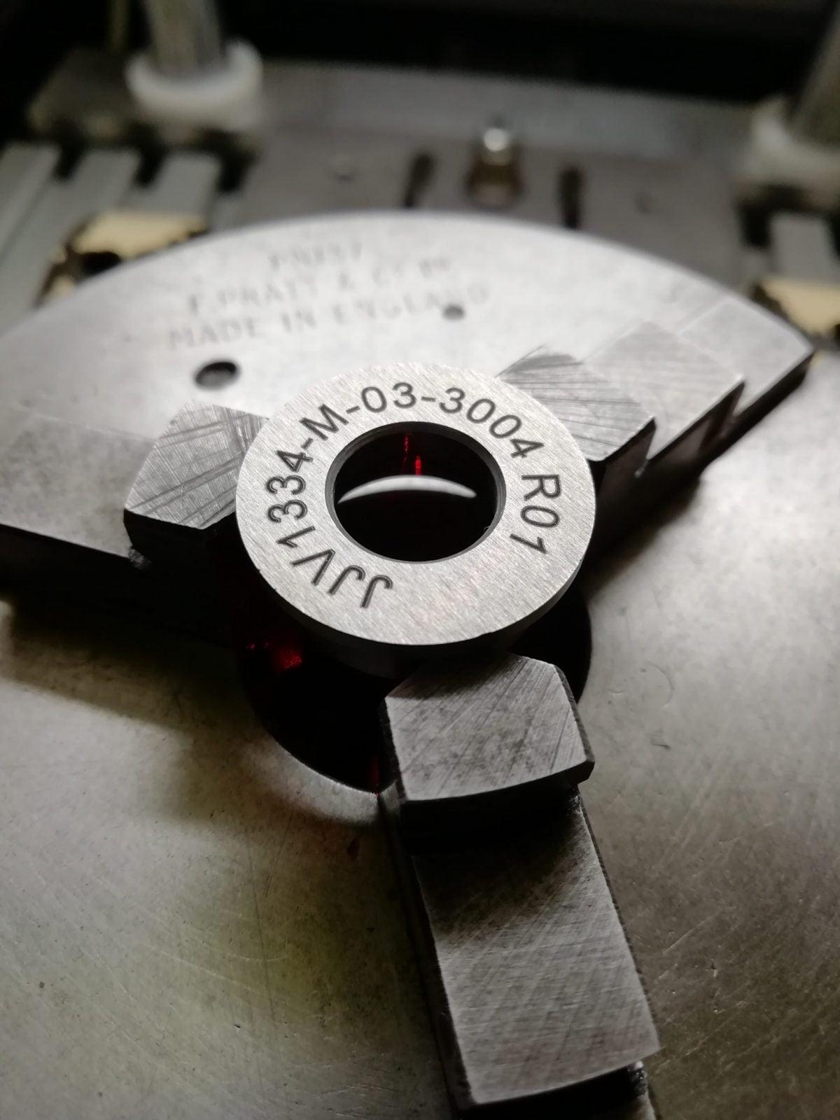 laser engraving kettering