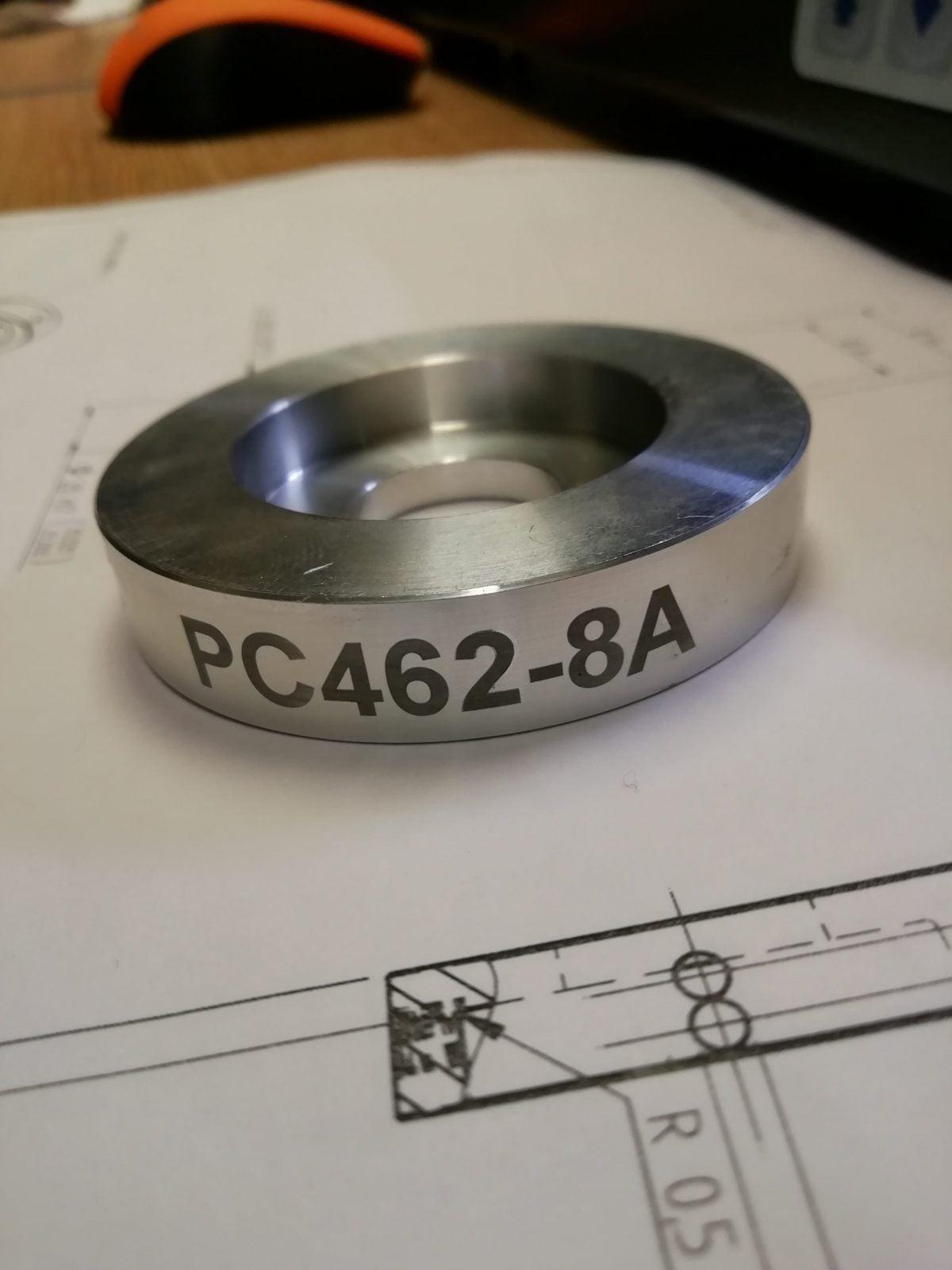 aluminium laser marking kettering