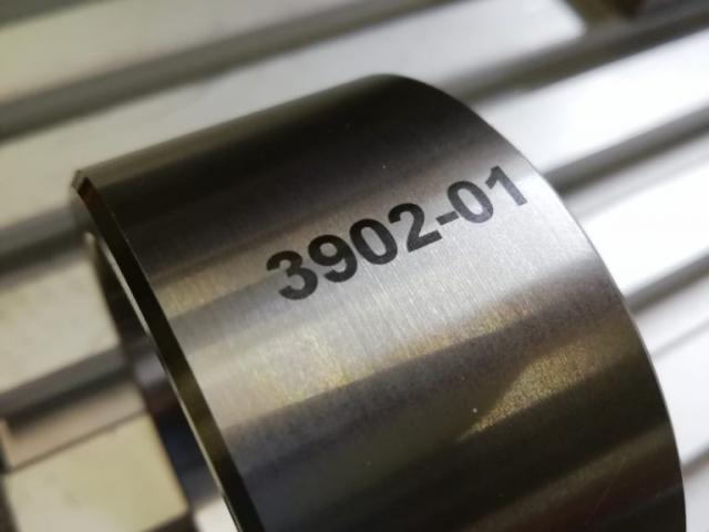 Laser Marked Kettering Stainless Steel