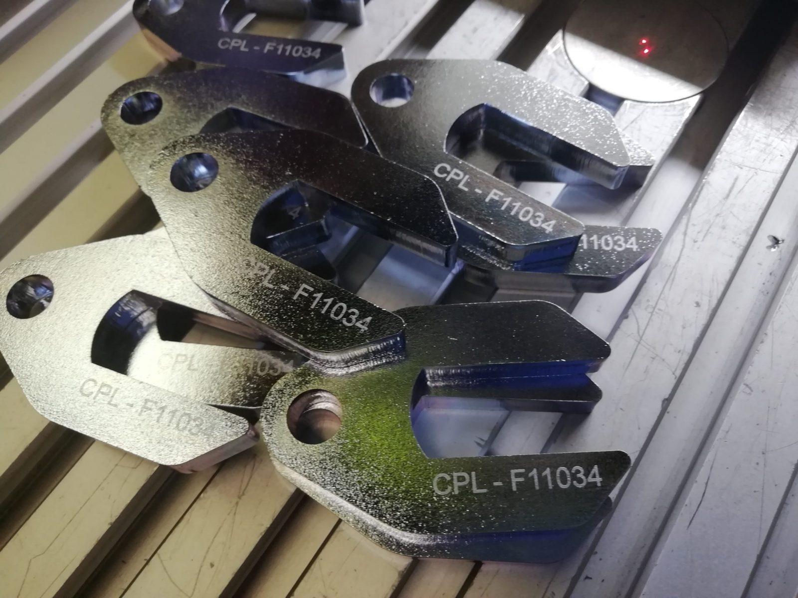 laser marking kettering