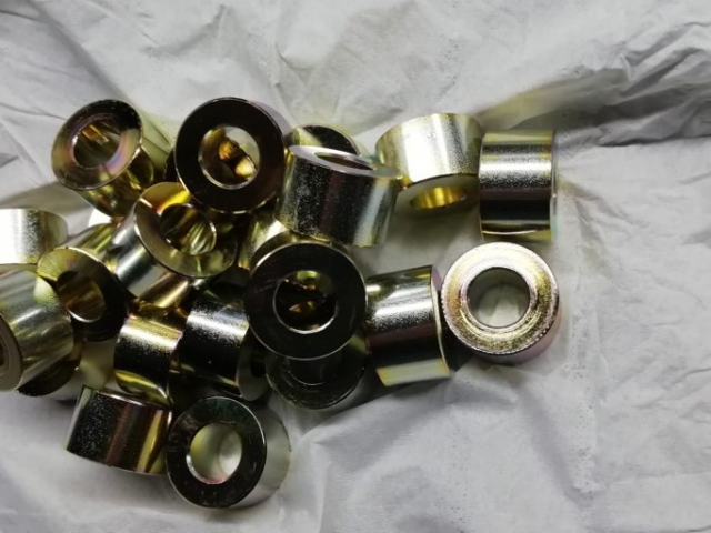 Electroplated Turned spacers
