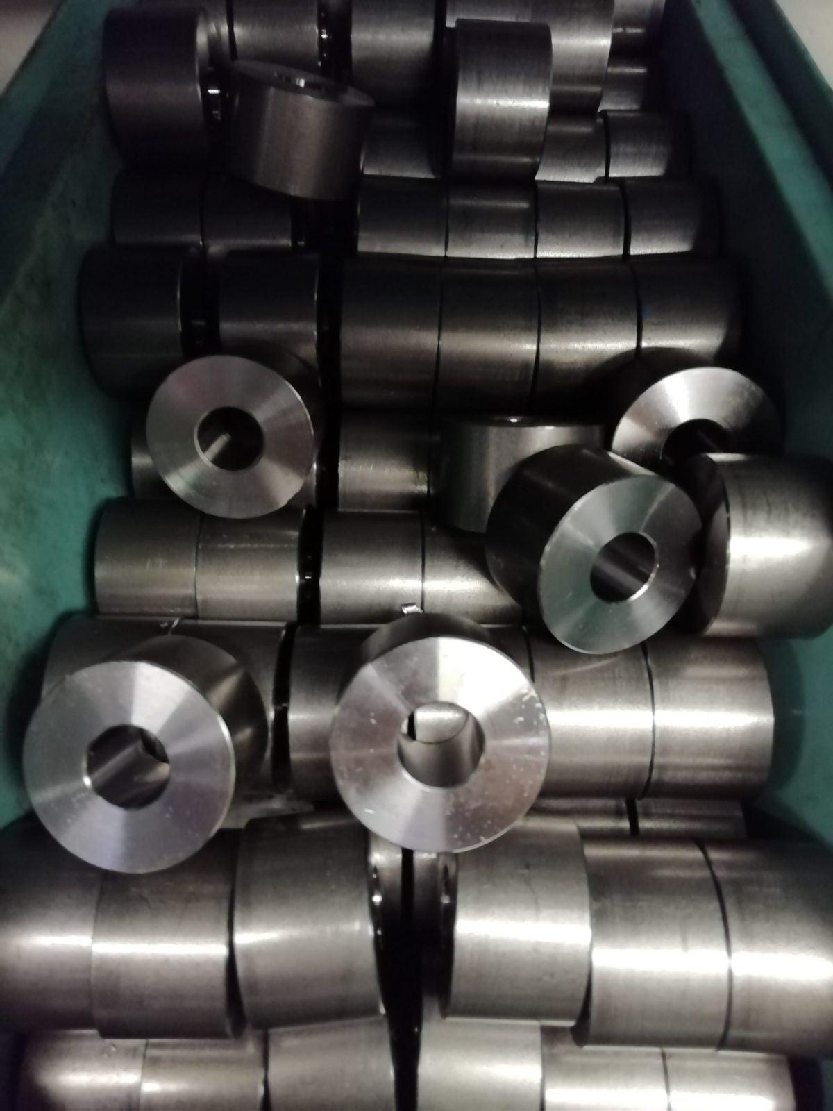 Mild Steel Spacers