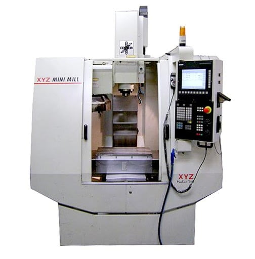 kettering cnc milling machine
