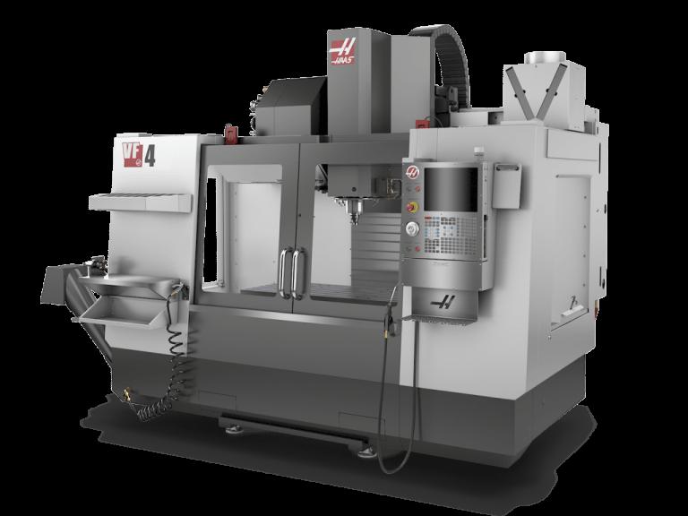 Haas VF4 Milling Machine Kettering